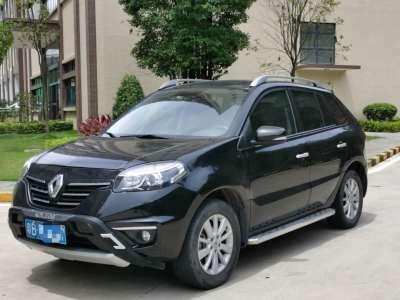 雷诺科雷傲(进口) 2014款 改款 2.0L 两驱标准版