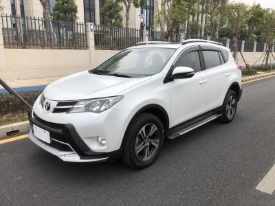 丰田RAV4荣放 2015款 2.0L CVT两驱风尚版
