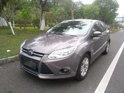 福特福克斯 2012款 三厢 1.6L 自动舒适型