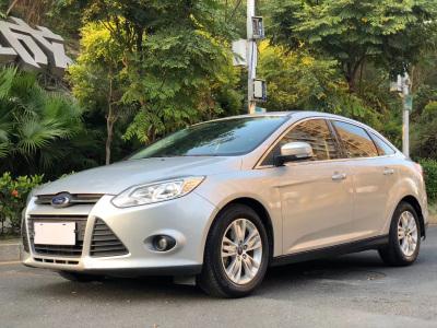 福特福克斯 2012款 两厢 1.6L 自动舒适型