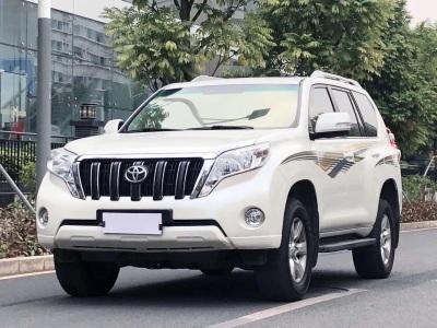 丰田普拉多(进口) 2014款 2.7L 自动标准版