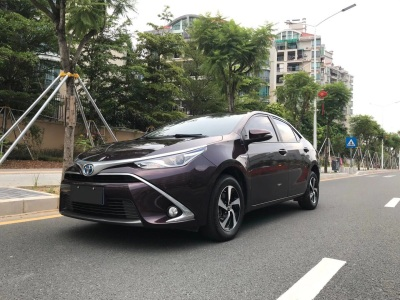 丰田雷凌 2017款 改款双擎 1.8H GS CVT精英版 国VI