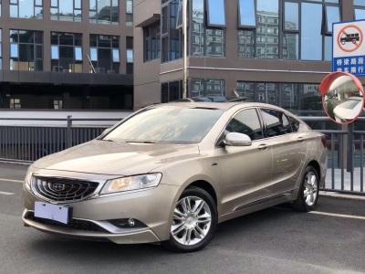 吉利汽车博瑞 2015款 1.8T 舒适型