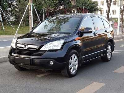 本田CR-V 2007款 2.4L 自动四驱豪华版